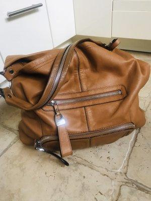 B.Makowsky Leder Shoulderbag neuwertig