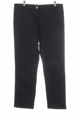 b.p.c. Bonprix Collection 7/8 Jeans schwarz Casual-Look