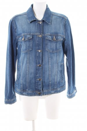 b.p.c. Bonprix Collection Denim Jacket blue casual look