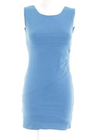 b.p.c. Bonprix Collection Robe en jersey turquoise style décontracté