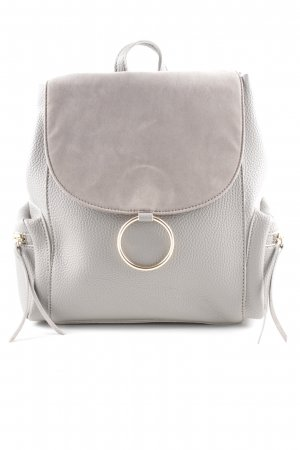 b.p.c. Bonprix Collection Mini sac à dos gris élégant