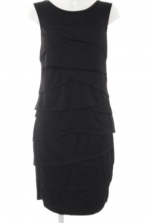 b.p.c. Bonprix Collection Vestido de tubo negro elegante