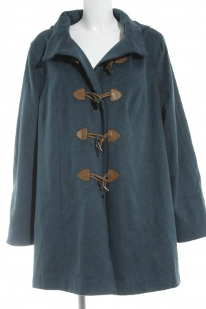 b.p.c. Bonprix Collection Cappotto in lana blu cadetto elementi in schiuma