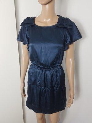 b.p.c. Bonprix Collection Robe de cocktail bleu foncé