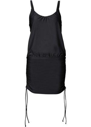b.p.c Sexy Badeanzug Gr.46 48 schwarz Badekleid Formbadekleid NEU