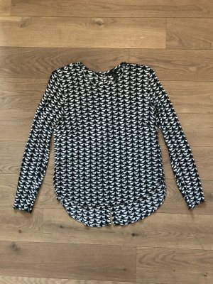 B&W Bluse von H&M