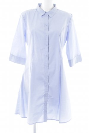 B.young Shirtwaist dress blue elegant