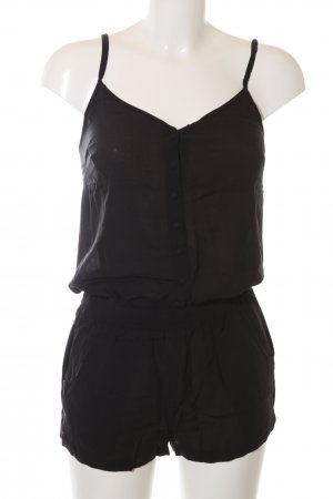 B.young Jumpsuit black casual look
