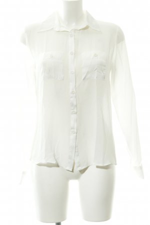 B.young Long Sleeve Blouse white casual look