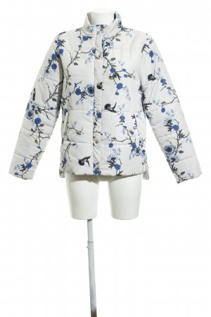 B.young Quilted Jacket flower pattern simple style