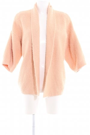 B.young Knitted Cardigan apricot casual look