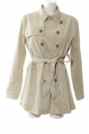 B.young Trench Coat cream business style