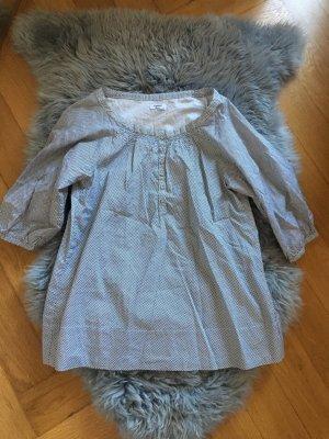 B Young XS 34 36 38 schwarz weiß Kariert Bluse Tunika baumwolle cotton