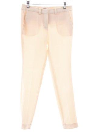 Ba&sh Pantalon à pinces rose chair style d'affaires