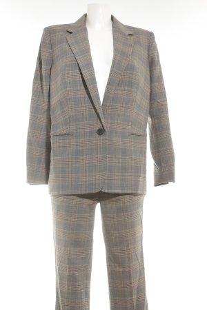 Ba&sh Tailleur-pantalon motif Prince de Galles style d'affaires