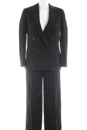 Ba&sh Tailleur pantalone nero stile professionale