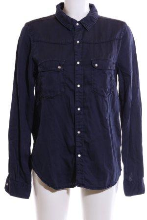 Ba&sh Denim Shirt blue business style