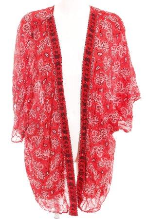Ba&sh Kimono Paisleymuster Romantik-Look