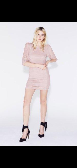 Ba&sh Stretch Dress rose-gold-coloured