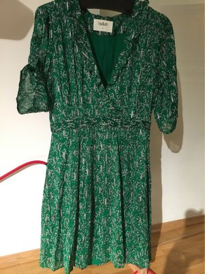 Ba&sh Chiffon jurk veelkleurig Gemengd weefsel