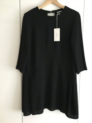 Ba&sh Longsleeve Dress black mixture fibre
