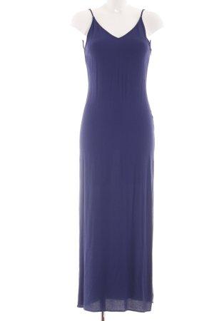 Ba&sh Maxikleid dunkelviolett Elegant