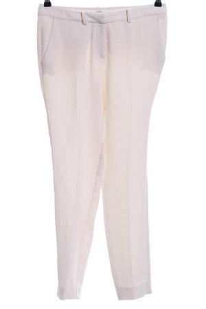 Ba&sh Pantalon en jersey beige clair style d'affaires