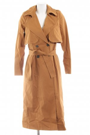 Ba&sh Trenchcoat camel Brit-Look