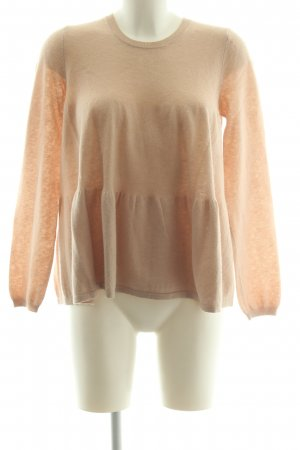 Ba&sh Wollpullover nude Business-Look
