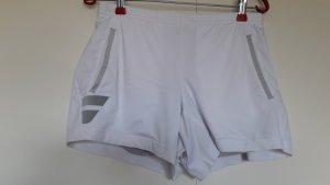 Babolat Damen Tennis Sport Shorts 'Core Shorts' weiß Gr. M