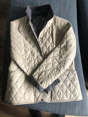 Barbour Quilted Jacket beige