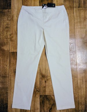 Best Connections Jeggings natural white cotton