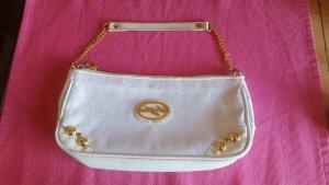 Baby Phat Tasche original Abendtasche selten Gold Weiß