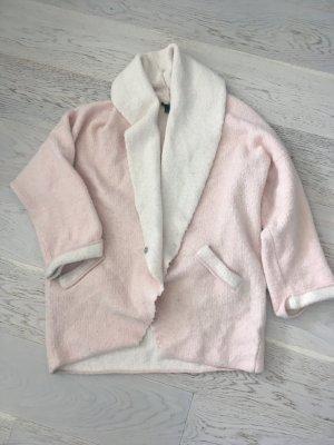 Baby Pink Oversized-Jacken