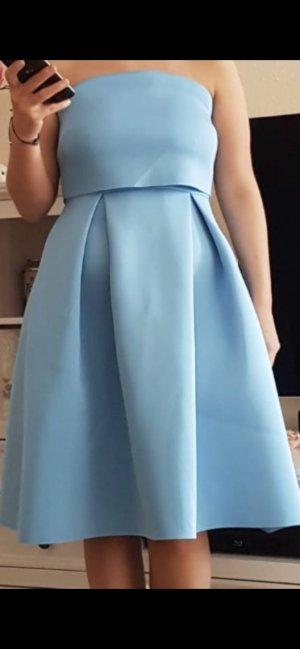 Asos Ball Dress azure-cornflower blue