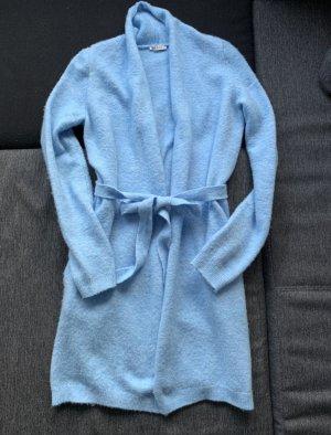 Babyblau Cardigan
