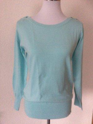 babyblauer / blauer / hellblauer Pullover / Pulli von Yessica / C&A - Gr. M