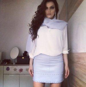 Orsay Falda de cuero multicolor
