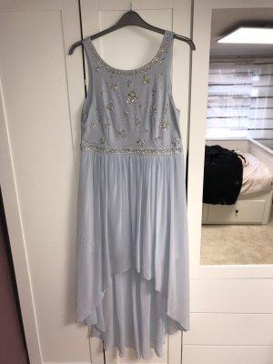 Babyblaues Abendkleid