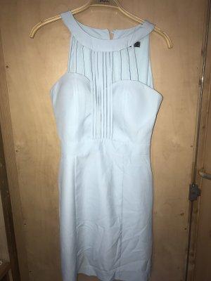 Babyblaues Mini Kleid