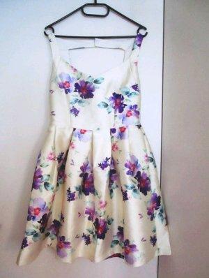 Babydoll Dress M Flower