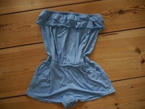 Short moulant bleu clair-bleu clair