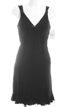 Robe Babydoll noir style classique