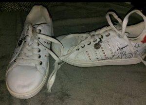 Baby Phat Sneaker bianco