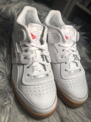 ,back to basics' Reebok sneakers
