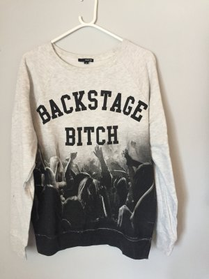 """""""Backstage Bitch"""" Pullover"""