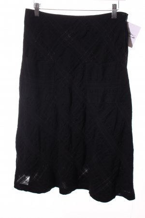 Backstage Skirt black simple style
