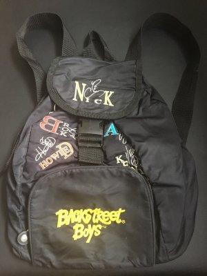 Backstreet Boys Rucksack mir aufgestickten Unterschriften