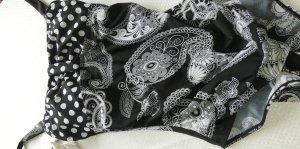 Zwempak zwart-wit