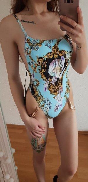 Jaded London Swimsuit light blue-baby blue